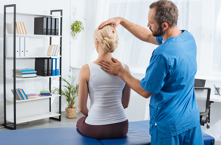 physiotherapist in Bowmanville