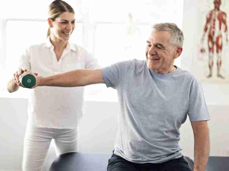physiotherapist in Hampton